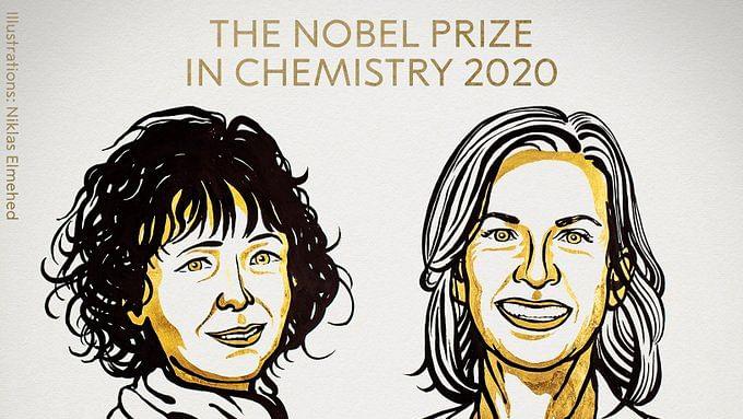 Nobel Prize 2020 : कैंसर के इलाज में कारगर   जेनेटिक सीजर की खोज के लिए Emmanuelle Charpentier और Jennifer A Doudna को  केमेस्ट्री का नोबेल पुरस्कार