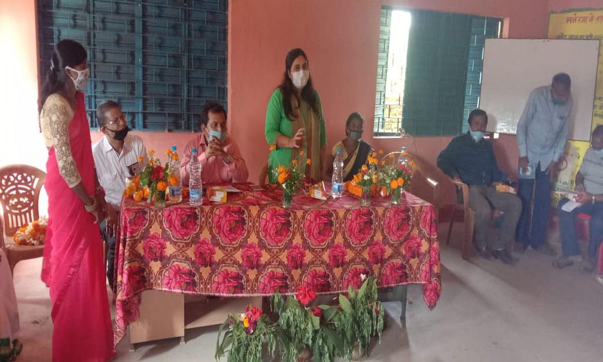 दिल्ली की मॉनिटरिंग टीम क्यों आयी भरनो, ग्रामीणों से क्या की बात? जानें