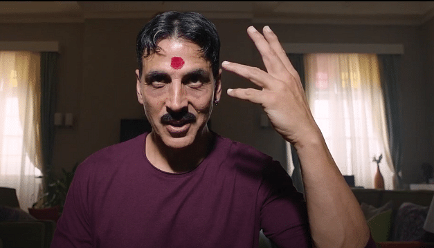 Akshay Kumar look in Laxmmi Bomb