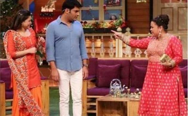 The Kapil Sharma Show : कपिल ने भारती से डांस और होस्ट करने पर पूछा सवाल, जवाब सुनकर खामोश हो गए कॉमेडी किंग, VIDEO