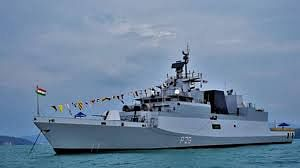 भारतीय नौ सेना में शामिल स्वदेशी युद्धपोत आईएनएस कवरत्ती का क्या है झारखंड कनेक्शन, पढ़िए ये रिपोर्ट
