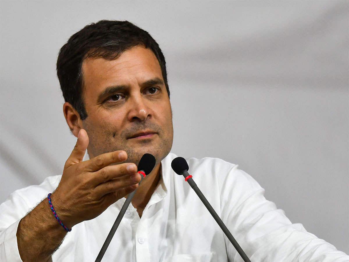 बिहार चुनाव: बिहार के किसान हवाई जहाज से जाकर बेचेंगे फसल? राहुल ने PM मोदी पर यूं कसा तंज