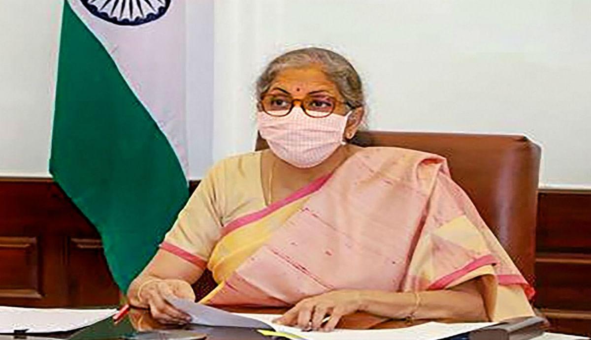 'GST मुआवजा देने के लिए राज्यों के नाम पर खुद 1.1 लाख करोड़ रुपये का कर्ज लेगी मोदी सरकार'