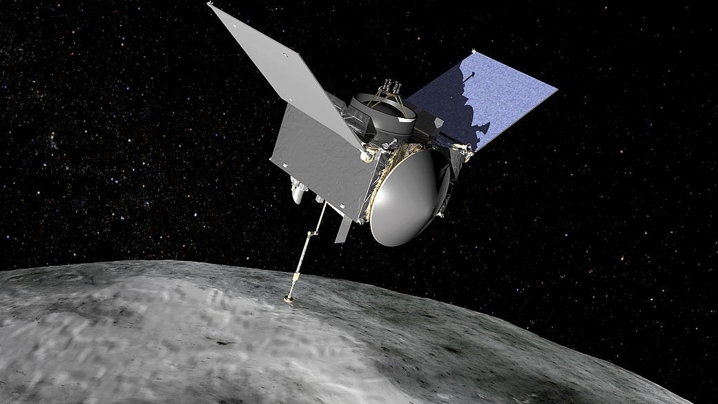 नासा के अंतरिक्ष यान से क्यों गिर रहे छुद्र ग्रह के नमूने, जानें पूरा मामला