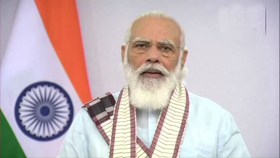 PM Modi speech : पीएम मोदी ने हाथ जोड़कर किया निवेदन, त्योहार के उमंग में ना भूलें, कोरोना अभी खत्म नहीं हुआ, कायम है खतरा