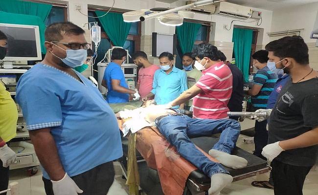 बिहार चुनाव 2020 : शिवहर में जनता दल राष्ट्रवादी के प्रत्याशी की गोली मार हत्या, जदयू नेता ने ट्वीट कर आरजेडी पर साधा निशाना, कहा- कुछ याद आ रहा हैं या नहीं?