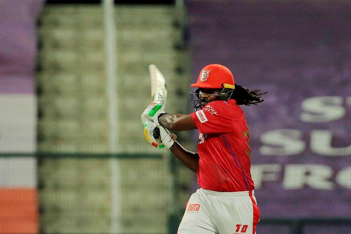 IPL 2020 RR vs KXIP : गुस्से में मैदान पर बल्ला फेंकना क्रिस गेल को पड़ा महंगा, लग गया जुर्माना