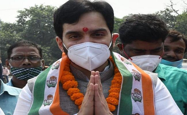बिहार चुनाव 2020 : बोले लव सिन्हा- भाजपा के गढ़ में अपनी क्षमता साबित करने के लिये तैयार हूं