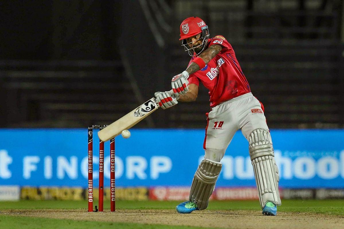 IPL 2020, KXIP vs SRH, Live Score : पंजाब को लगातार दो गेंदों में दो झटका, गेल के बाद केएल राहुल भी आउट, KXIP 80/3