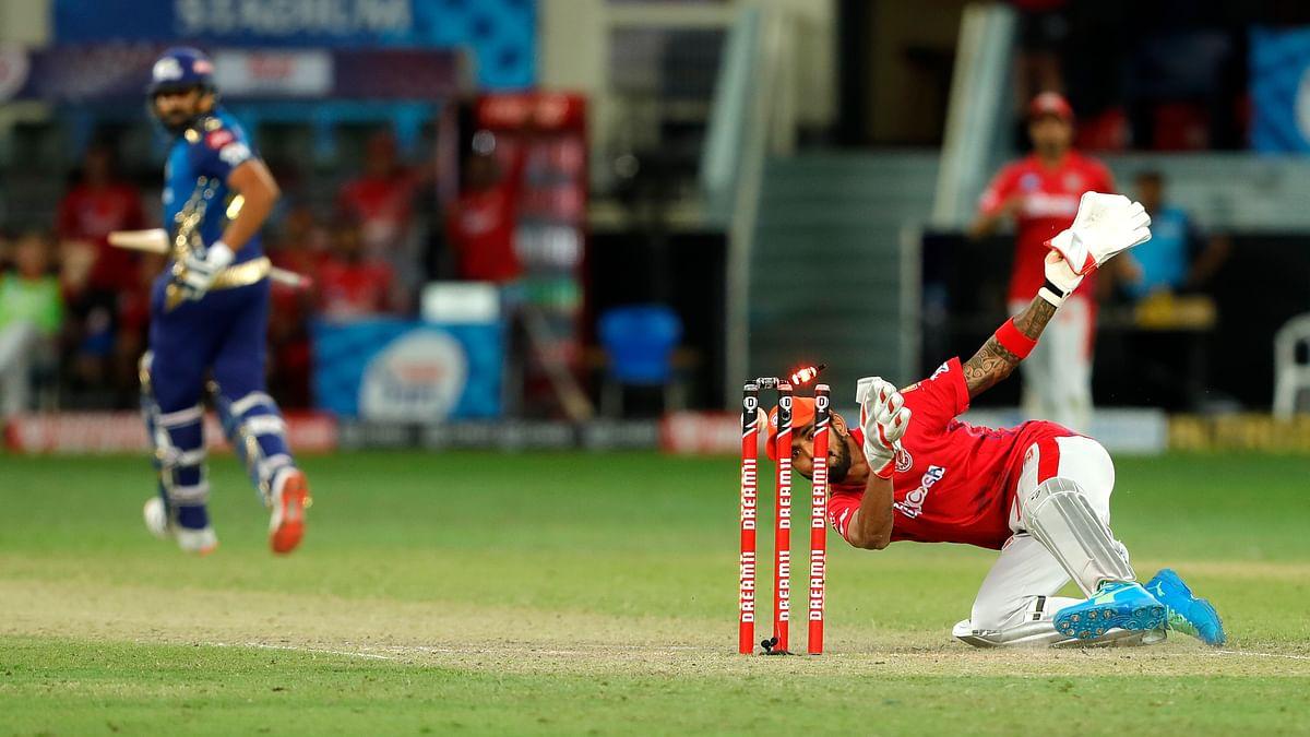 IPL 2020: धोनी स्टाइल में केएल राहुल ने किया रनआउट तो हुआ दूसरा सुपर ओवर