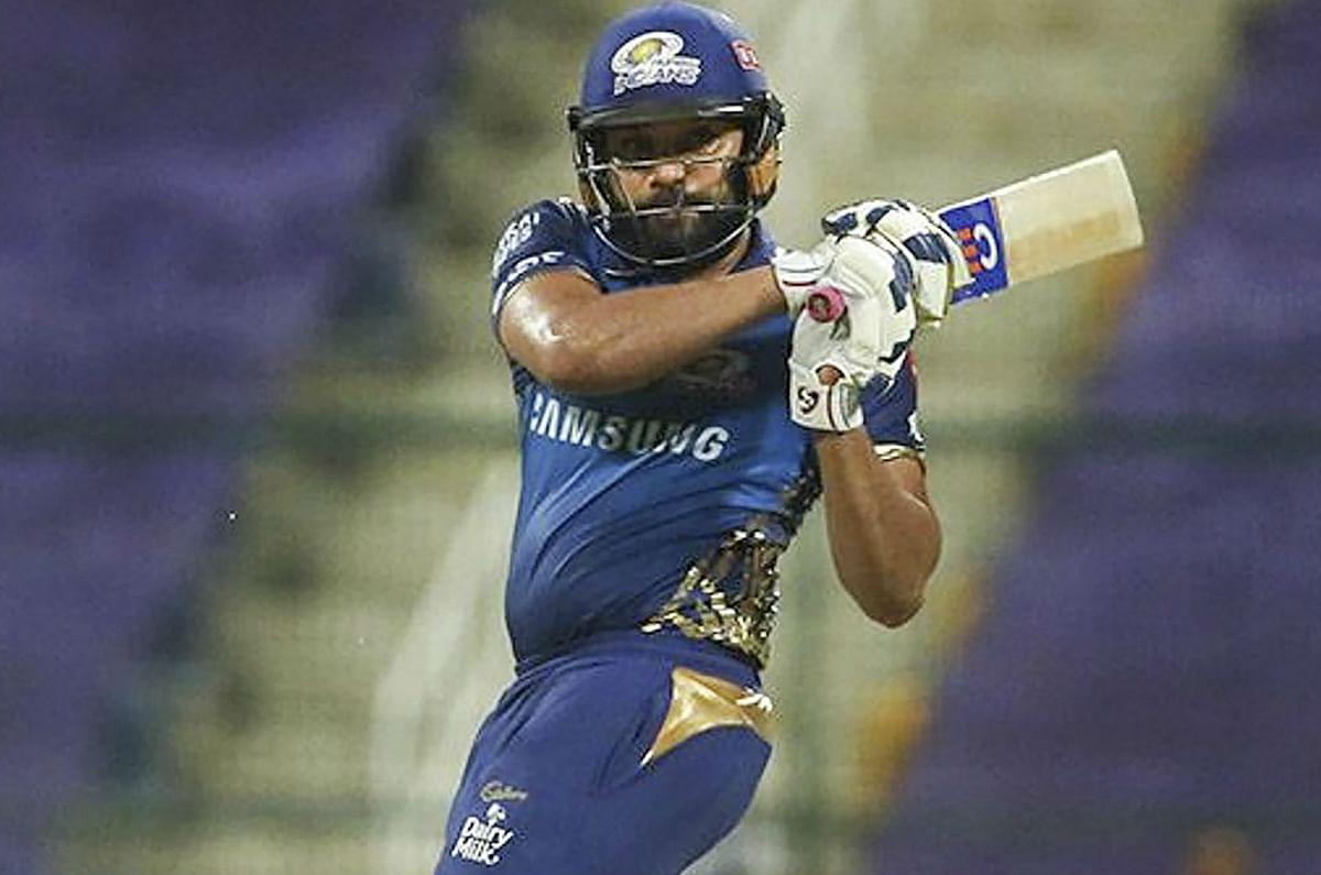 IPL 2020 Record : 'हिटमैन' का आईपीएल में एक और धमाका, कोहली-रैना के बाद ऐसा करने वाली तीसरे खिलाड़ी