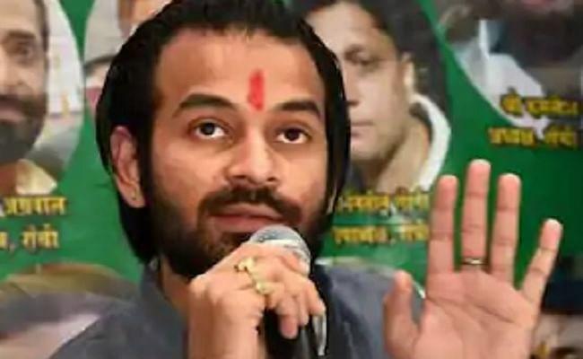 जगदानंद सिंह को तेजप्रताप यादव ने कहा 'हिटलर', राजद का सियासी तापमान उबाल पर...