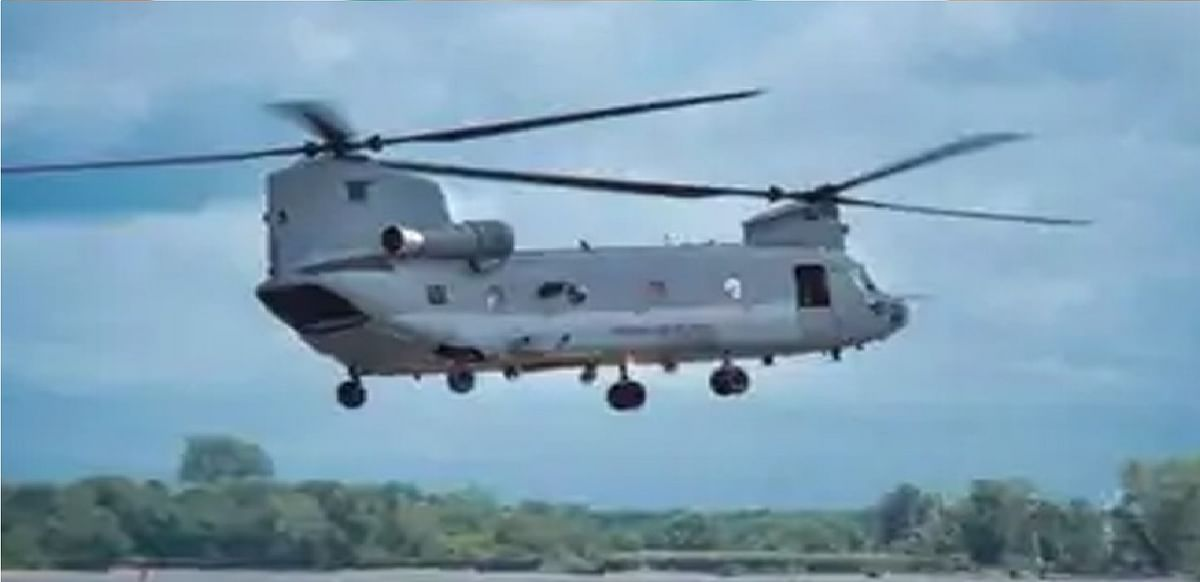 शिंकुला टनल के लिए वायुसेना का चिनूक करेगा सर्वे