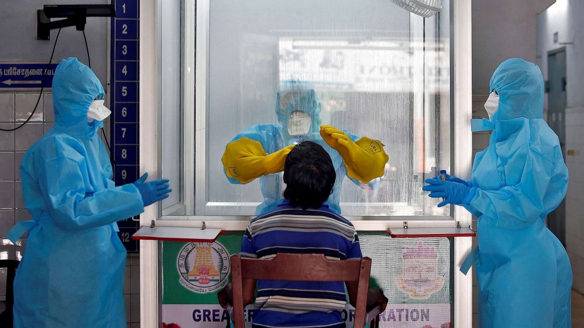 Coronavirus India News : आईआईटी रुड़की में 60 छात्र मिले कोरोना पॉजिटिव, मचा हड़कंप, पांच हॉस्टल सील