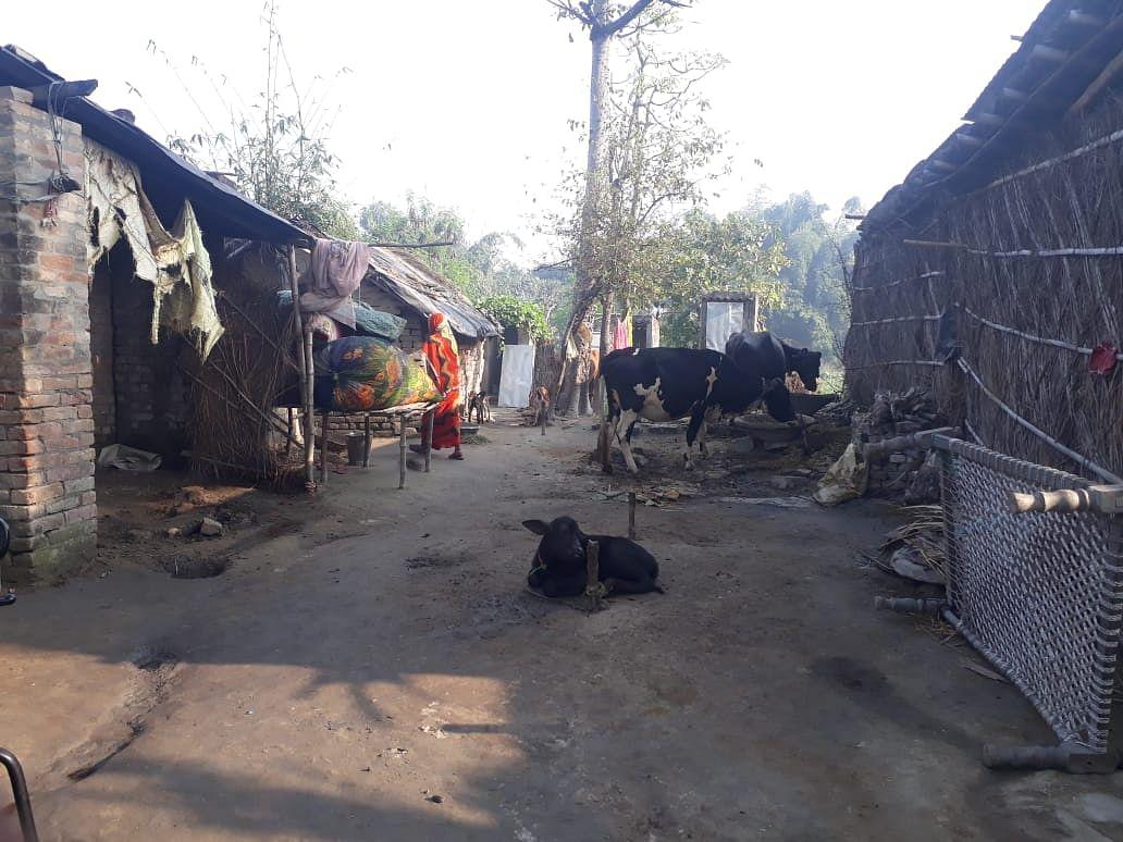 वेवेल रामकलावन का पैतृक गांव