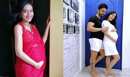नवारात्रि के शुभ अवसर पर अमृता राव ने पहनी Red साड़ी, मां से मांगी दुआ, Viral हो रहा है Video