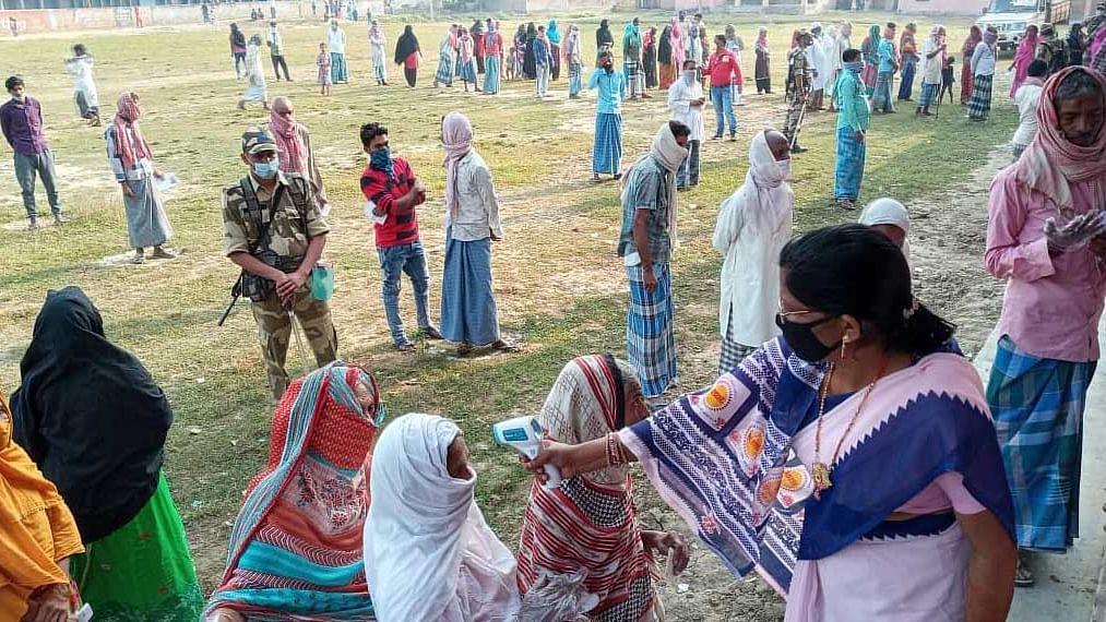 Sultanganj Vidhan Sabha Chunav: 2015 के मुकाबले 4 प्रतिशत अधिक हुआ मतदान, शहरी वोटरों पर भारी पड़े ग्रामीण, प्रवासियों के आने से बढ़ा प्रतिशत