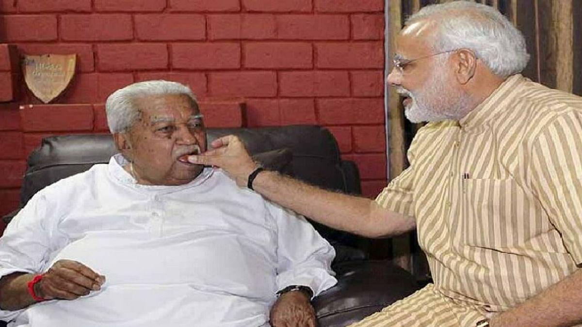 गुजरात के पूर्व मुख्यमंत्री केशुभाई पटेल का निधन, भाजपा के दिग्गज नेता के रूप में थी पहचान