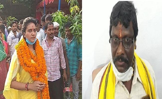 Bihar Election Update 2020: भागलपुर भाजपा की पूर्व जिलाध्यक्ष लीना सिन्हा ने कहलगांव सीट से निर्दलीय किया नामांकन, अनुज मंडल ने भी किया नाॅमिनेशन