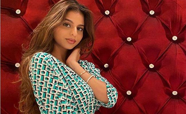 सुहाना खान ने शेयर की ये ग्लैमरस तसवीर, अमिताभ बच्चन की नातिन ने दिया कुछ ऐसा रिएक्शन