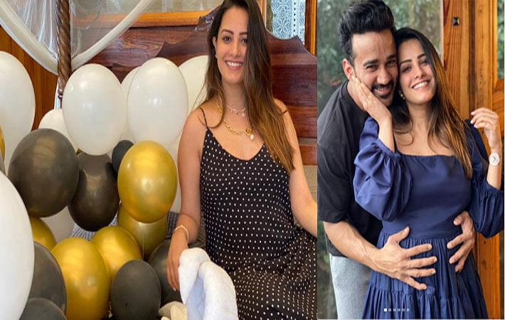 7th wedding anniversary पर बेबी बंप फ्लॉन्ट करती दिखीं अनीता हसनंदानी, पति ने प्यार भरे अंदाज में किया Wish