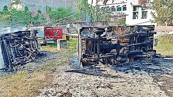 मुंगेर गोलीकांड पर CISF की कथित रिपोर्ट वायरल, कांग्रेस की राज्यपाल से मांग- सरकार को करें बर्खास्त