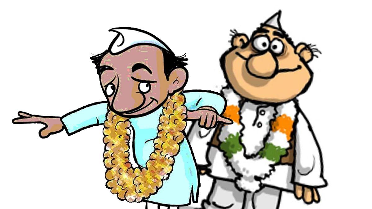 Bihar Election Update 2020 : मुजफ्फरपुर विस में चार लाख की माला रोज पहन रहे चुनाव लड़ने वाले नेताजी, प्लेन से मंगाया जा रहा फूल !