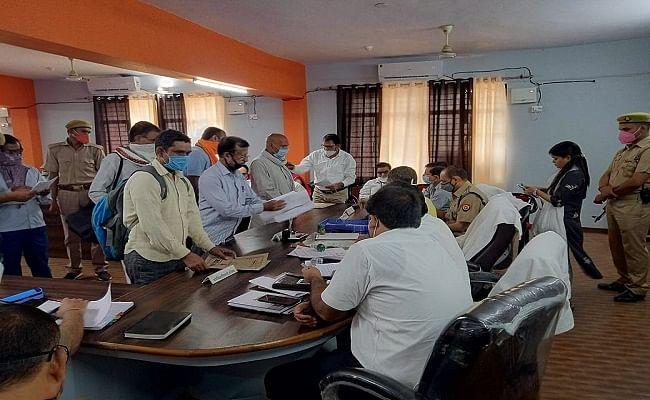 बलिया में फर्जी बैनामा प्रकरण मामले में एसपी ने कोतवाल को फोन कर फटकारा, यहां जानिए क्या है पूरा मामला...
