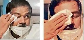 Bihar Election 2020 : BJP के खाते में गयी सीट तो फूट-फूट कर रोये जदयू जिलाध्यक्ष, दुख में बोल गये बड़ी बात