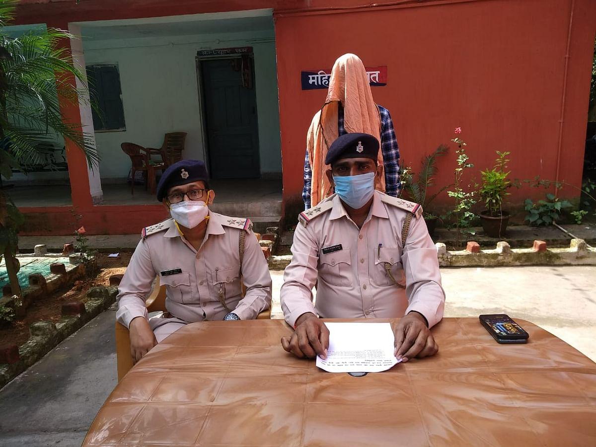 कोयला तस्करी व डंपर लूटकांड का सरगना अविनाश गिरफ्तार, झारखंड के 4 जिलों की पुलिस को थी तलाश