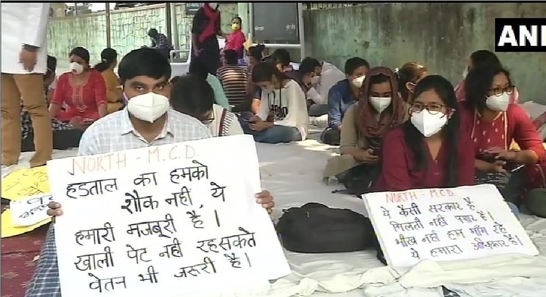 दिल्ली में कब खत्म होगी डॉक्टर की हड़ताल ?  कहां फंसा है पेंच