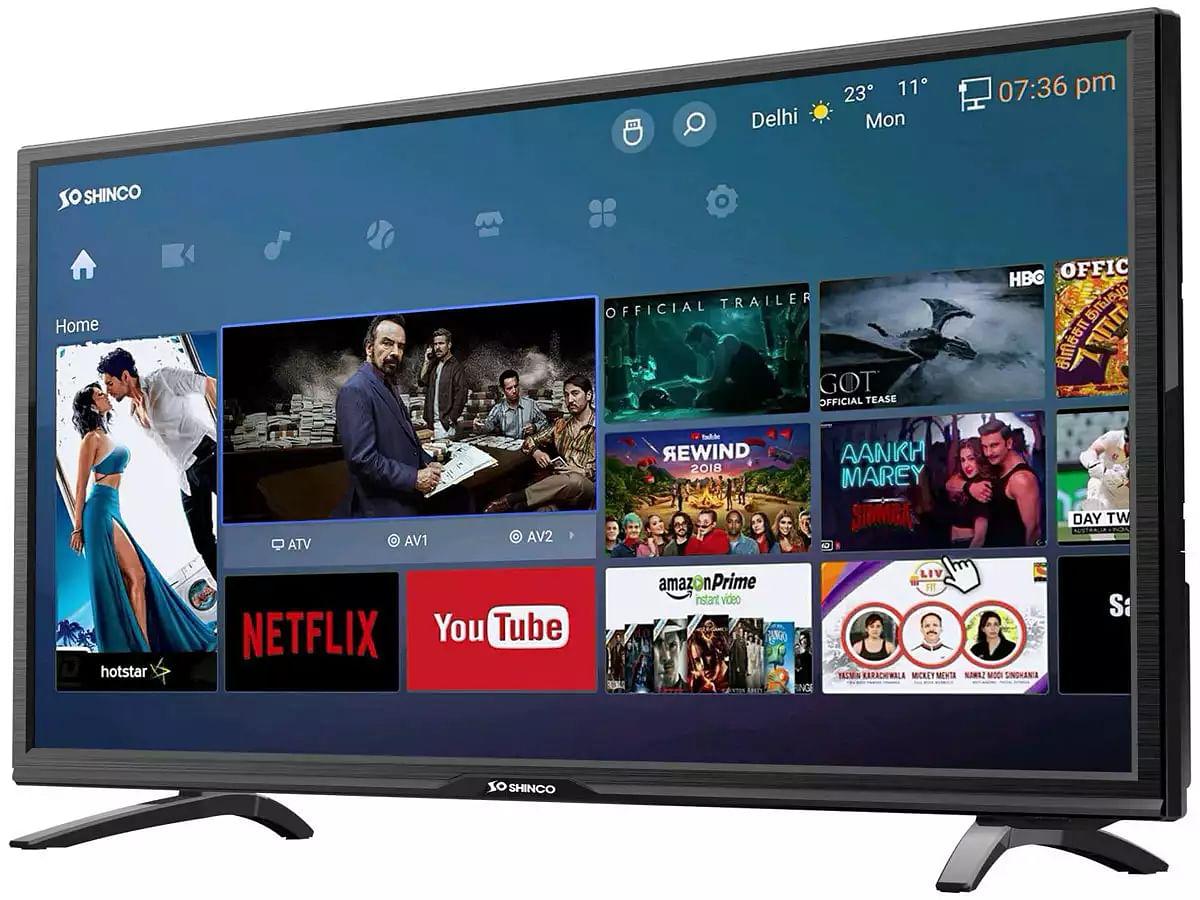 Rs 3232 में घर ले जाएं 32 इंच का स्मार्ट TV, धमाकेदार ऑफर की डीटेल जानें यहां