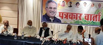 Madhya Pradesh By Election 2020 : 'महाराज ज्योतिरादित्य सिंधिया का मानसिक संतुलन बिगड़ा'