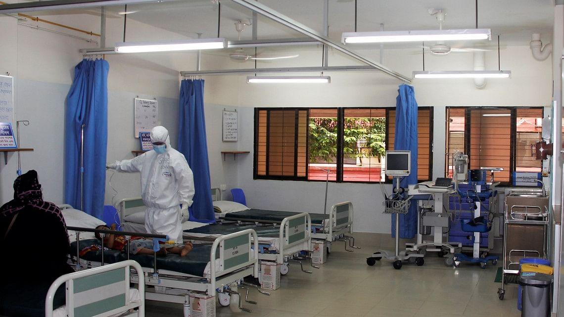 Corona Update: देश में 46,791 नए कोरोना मरीज, बीते 24 घंटे में 587 मरीजों की मौत, जानें इन राज्यों का हाल