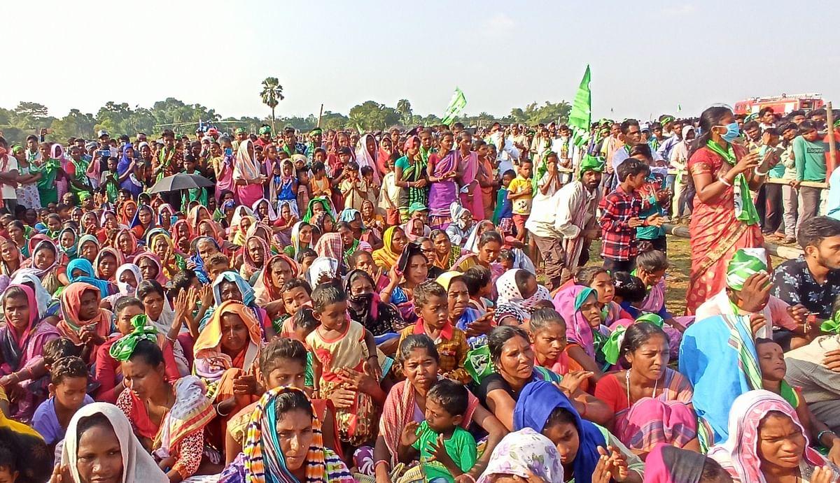 Jharkhand News: दुमका उपचुनाव 2020 में 'आअ् सार' और 'ओपेल बाहा' की गूंज, जानें क्या है इसका अर्थ