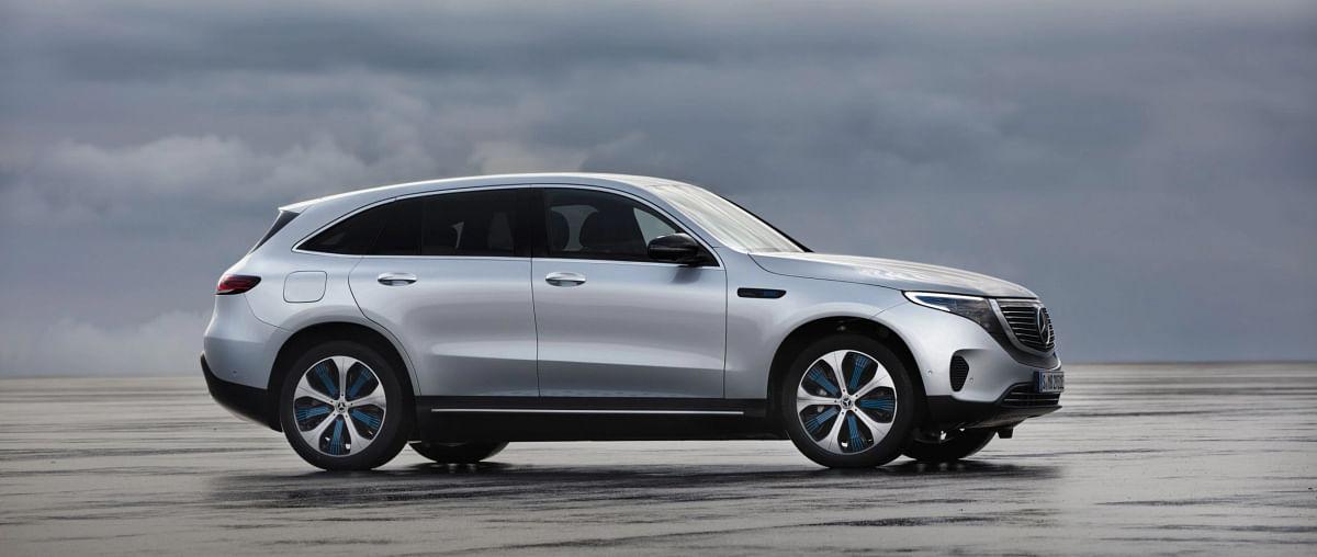Mercedes-Benz ने लॉन्च की एक करोड़ की EQC Electric SUV