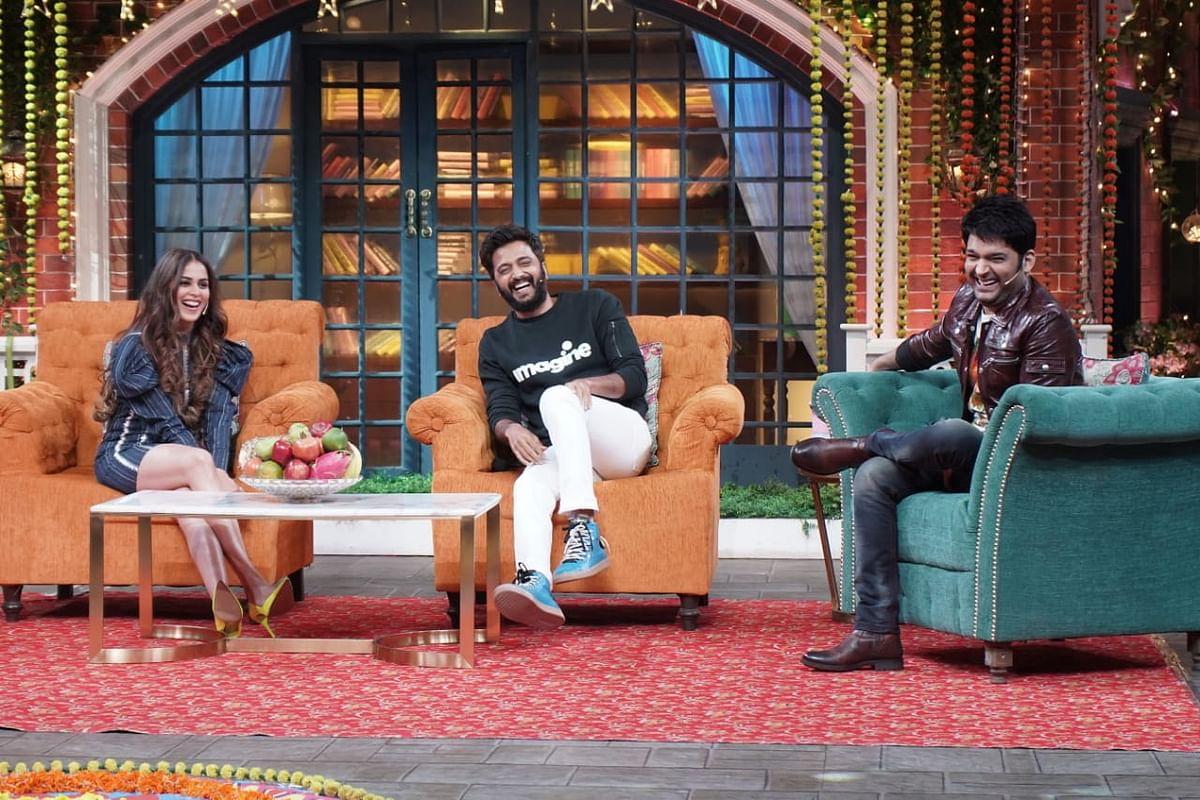 The Kapil Sharma Show : क्या सच में जेनेलिया को पिछले जन्म की बातें याद आती हैं? कपिल शो में रितेश ने किया मजेदार खुलासा