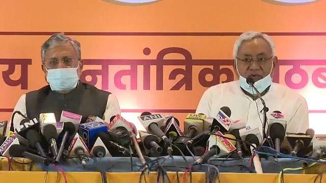 Bihar Election 2020 : भोजपुर में आज मंच पर एक साथ दिखेंगे नीतीश-मोदी, जानें कहां कहां होंगी संयुक्त सभाएं