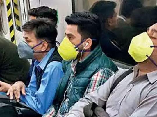 मास्क नहीं पहने तो सड़क पर झाड़ू लगाना पड़ेगा, कोरोना संक्रमण को लेकर बीएमसी का फैसला