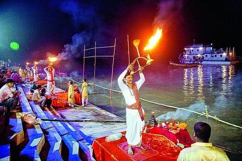 UNLOCK 5: पटना में पर्यटकों को गंगा आरती के लिए अभी करना होगा इंतजार