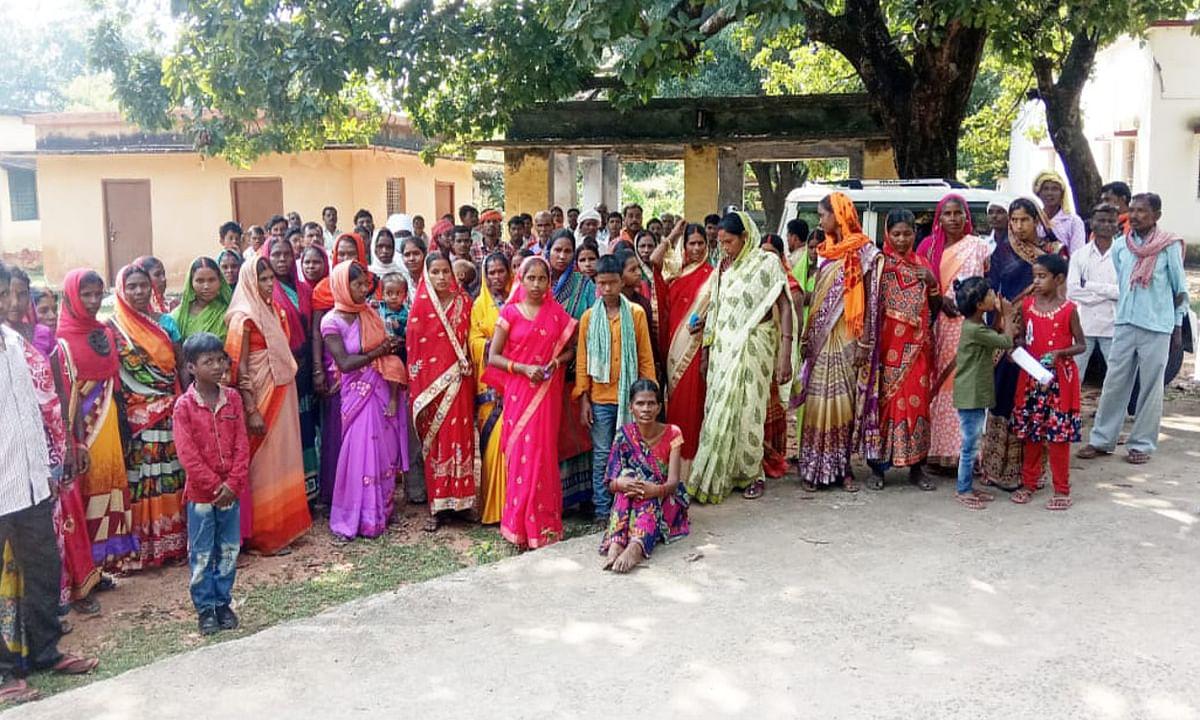केंदवाही गांव में हॉस्पिटल निर्माण के लिए जमीन चिह्नित, पर ग्रामीणों को क्यों मिला नोटिस? जानें...