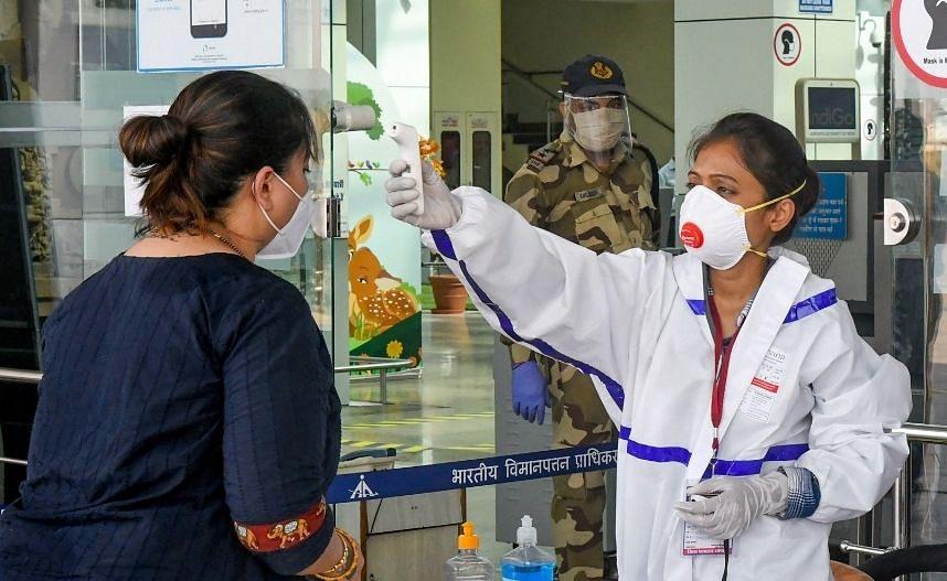 सर्दी के मौसम में कोरोना वायरस संक्रमण की दूसरी लहर से इनकार नहीं : वीके पॉल