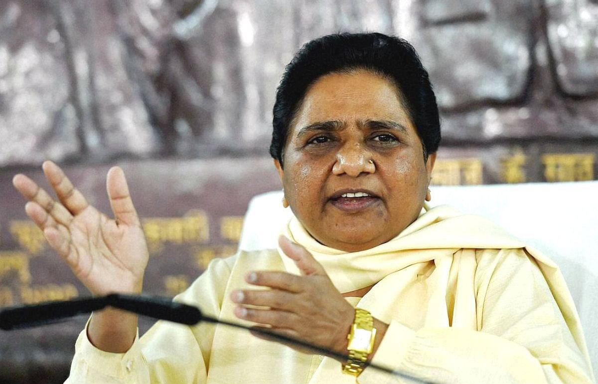 Rajya Sabha Election: मायावती का बड़ा ऐलान, सपा को हराने के लिए भाजपा का भी सपोर्ट करेंगे