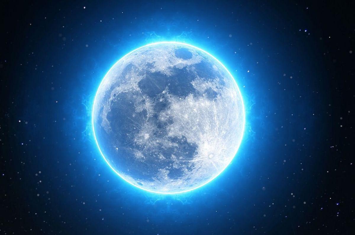 Blue Moon : 31 अक्तूबर को नहीं किया 'नीले चांद' का दीदार, तो करना होगा 19 साल इंतजार