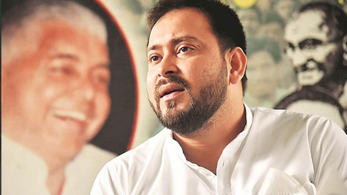 बिहार चुनाव 2020 : पूर्णिया में बोले तेजस्वी, अब जातपात, धर्म की बात नहीं, सिर्फ तरक्की और काम की बात होगी
