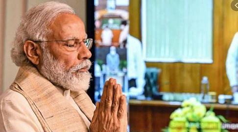 Navratri 2020 : पीएम मोदी ने दुनिया को चौंकाया,नवरात्रि के दौरान रोज एक बार फल…केवल नींबू पानी और…