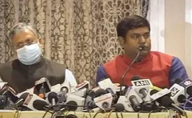 बिहार चुनाव 2020 : NDA में वीआईपी की एंट्री, बीजेपी ने मुकेश सहनी की पार्टी को अपने कोटे से दीं 11 सीटें