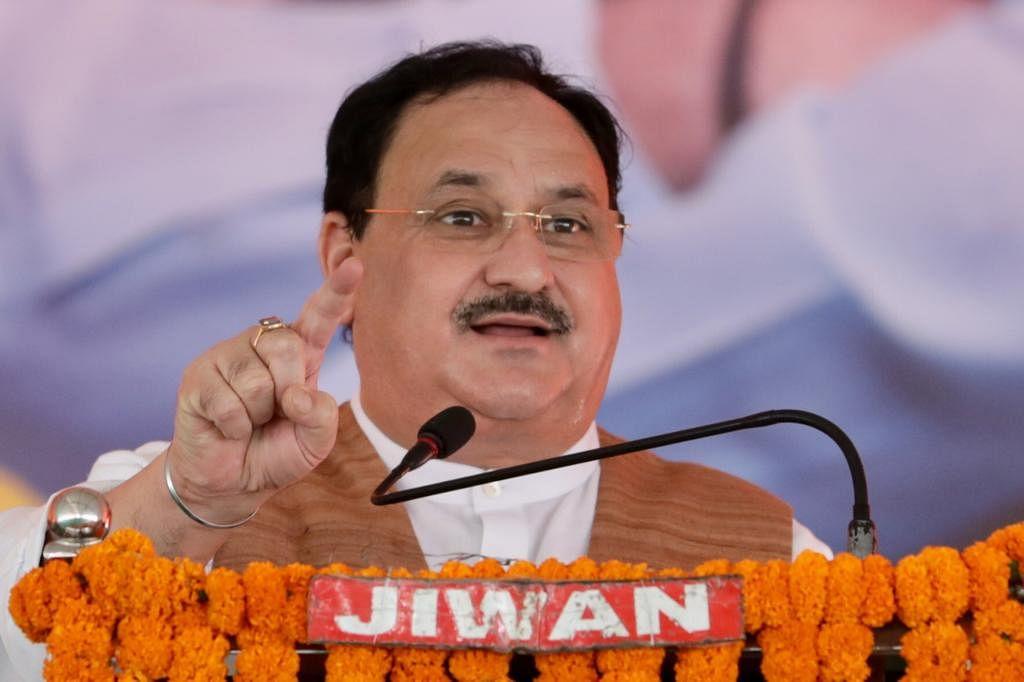 Bihar Chunav 2020: लालू राज में पूरा बिहार चारागाह बन गया था, जेपी नड्डा का राजद पर बड़ा हमला