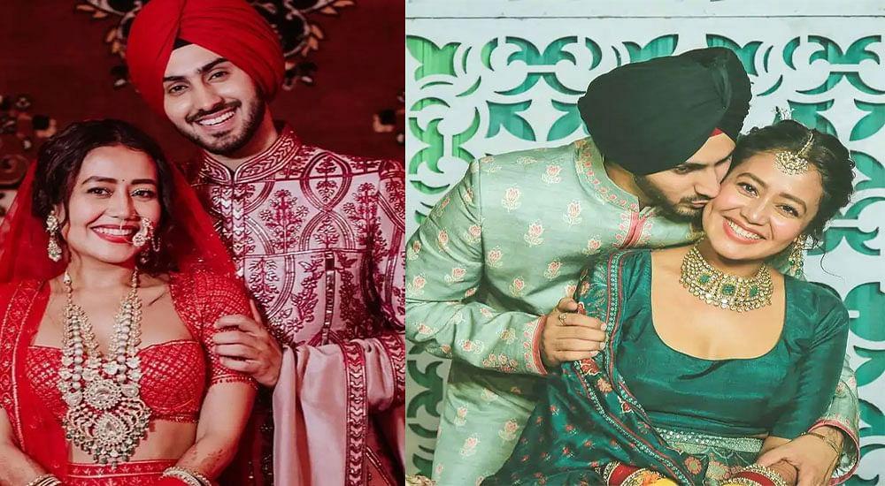 Neha Kakkar Wedding: विवादों में रहे है नेहा कक्कड़ की शादी के आउटफिट्स, जानिए इनकी कीमत