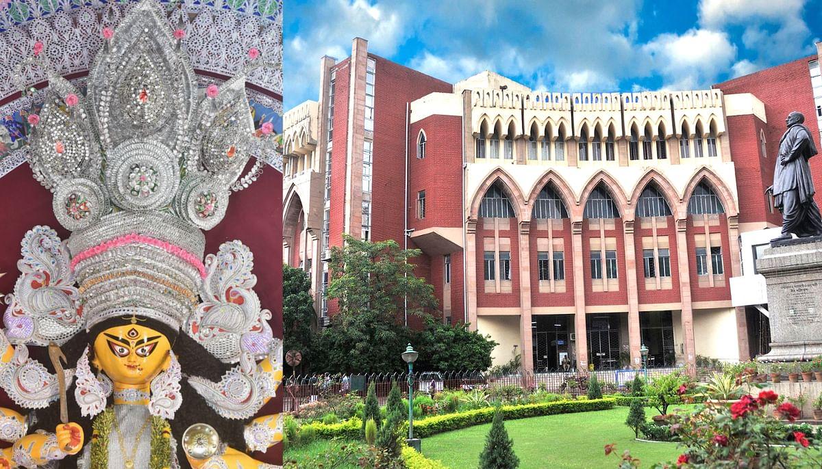 नवरात्रि के पांचवें दिन दुर्गा पूजा पर आया कलकत्ता हाइकोर्ट का नया आदेश, प्रतिमा दर्शन पर क्या बोले जज